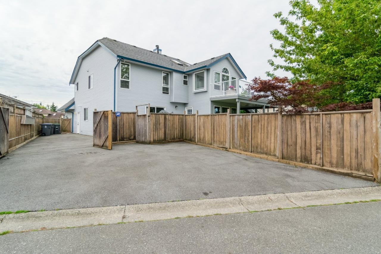 Back Parking at 6375 187a Street, Cloverdale