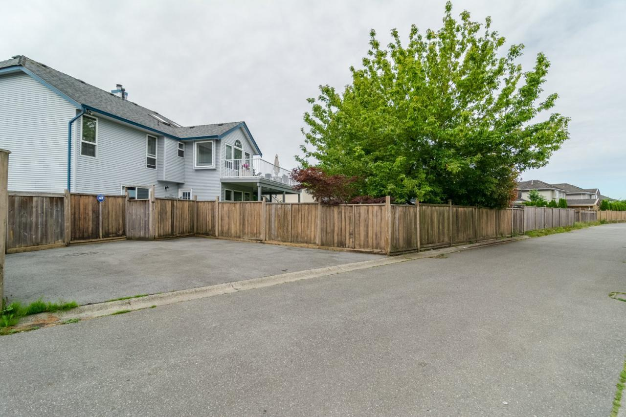Back Parking 2 at 6375 187a Street, Cloverdale