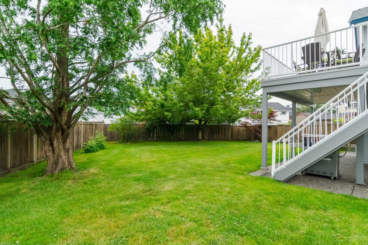 Backyard 4 at 6375 187a Street, Cloverdale