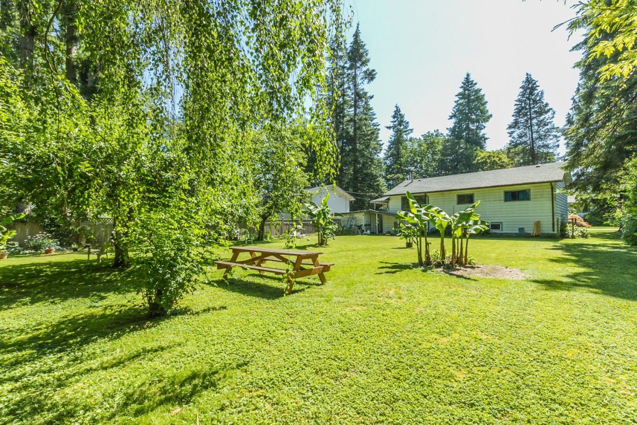 Yard 9 at 9159 Edal Street, Fort Langley, Langley