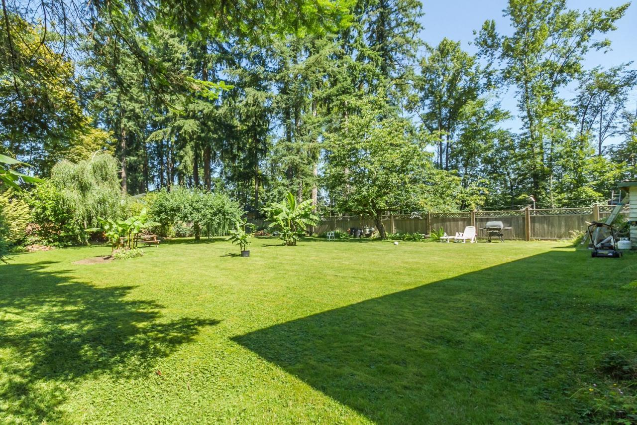 Yard at 9159 Edal Street, Fort Langley, Langley