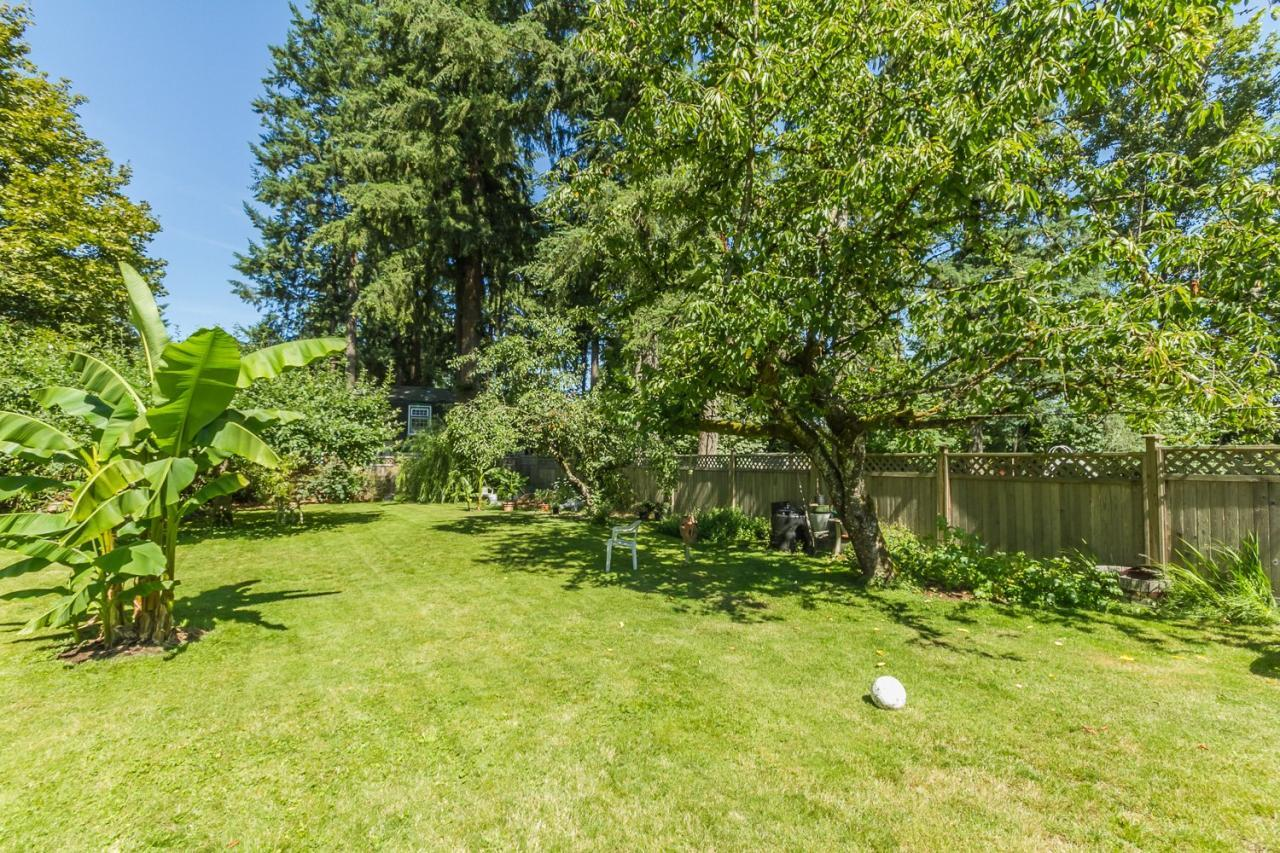 Yard 6 at 9159 Edal Street, Fort Langley, Langley