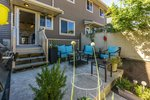 Patio 3 at 21149 77b Avenue, Willoughby Heights, Langley