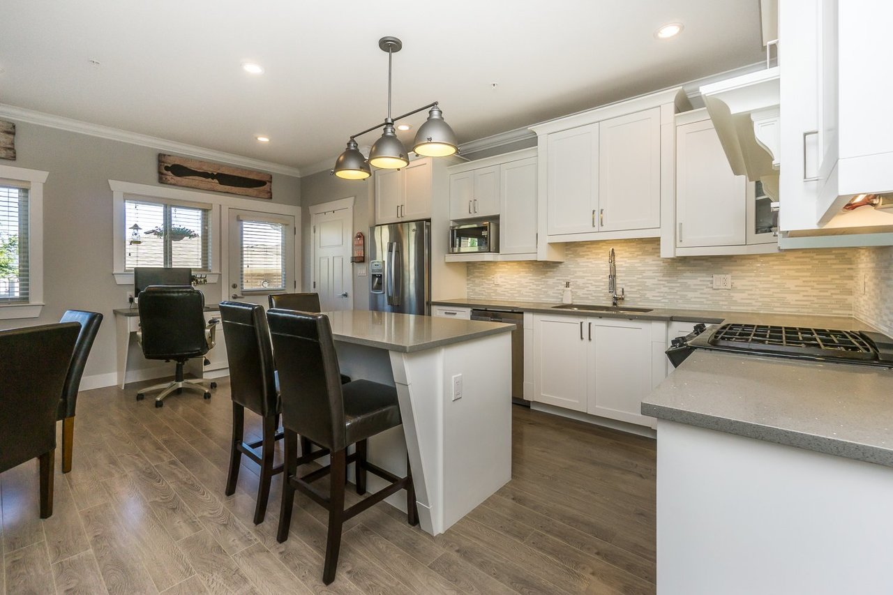 Kitchen 3 at 21149 77b Avenue, Willoughby Heights, Langley