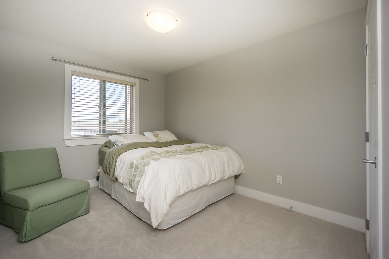 Bedroom 2 at 21149 77b Avenue, Willoughby Heights, Langley