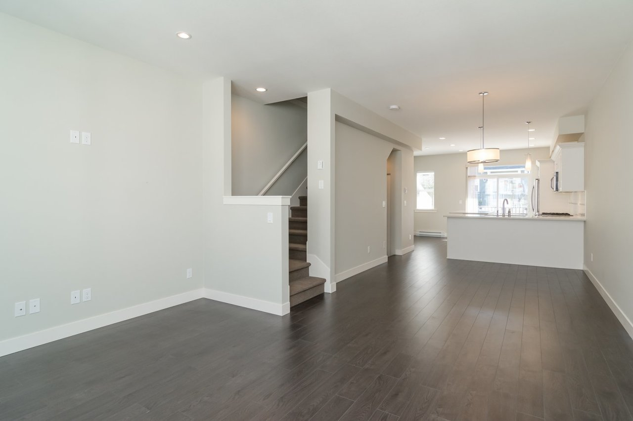 Great Room at 67 - 2469 164th Street, Surrey