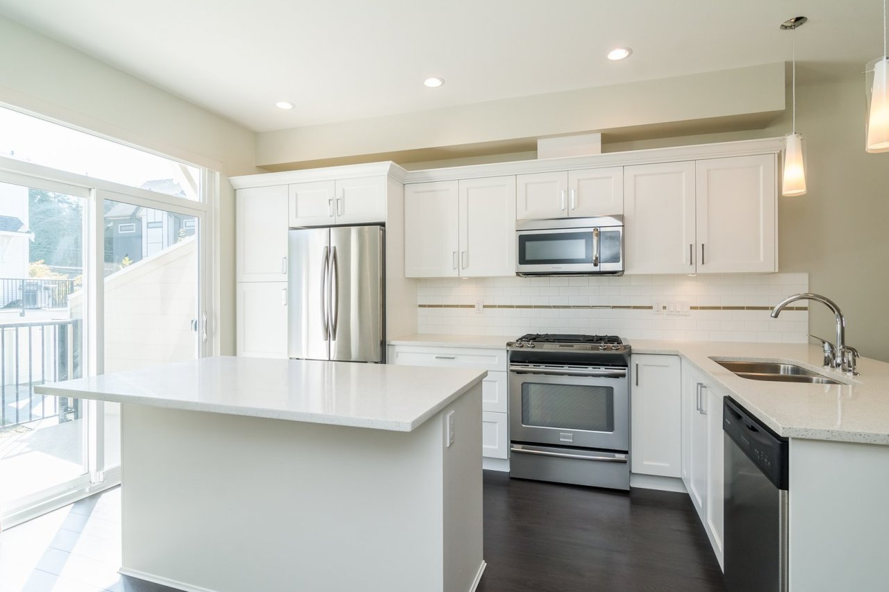 Kitchen at 67 - 2469 164th Street, Surrey