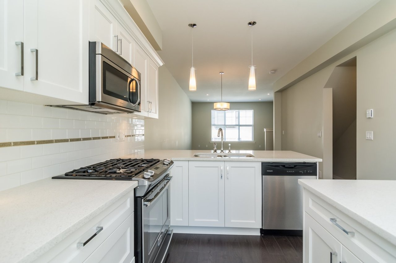 Stainless Steel Appliances at 67 - 2469 164th Street, Surrey