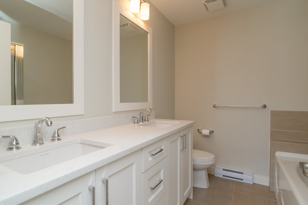 Bathroom 2 at 67 - 2469 164th Street, Surrey
