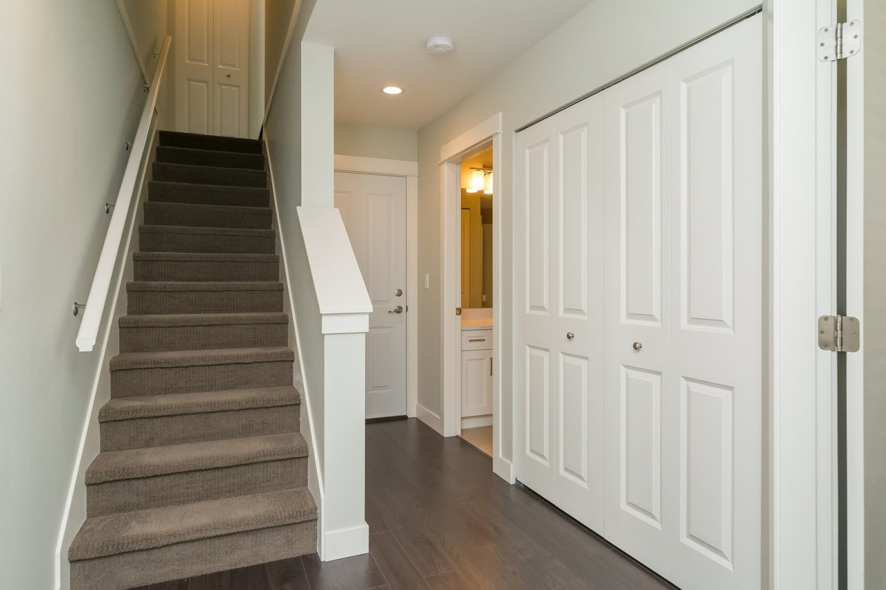 Lower Foyer at 67 - 2469 164th Street, Surrey