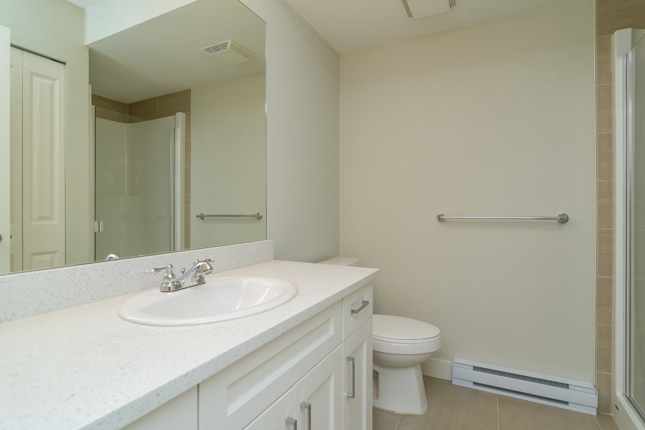 Bathroom at 67 - 2469 164th Street, Surrey