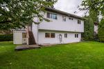 Back yard 1 at 6358 193b Street, Surrey