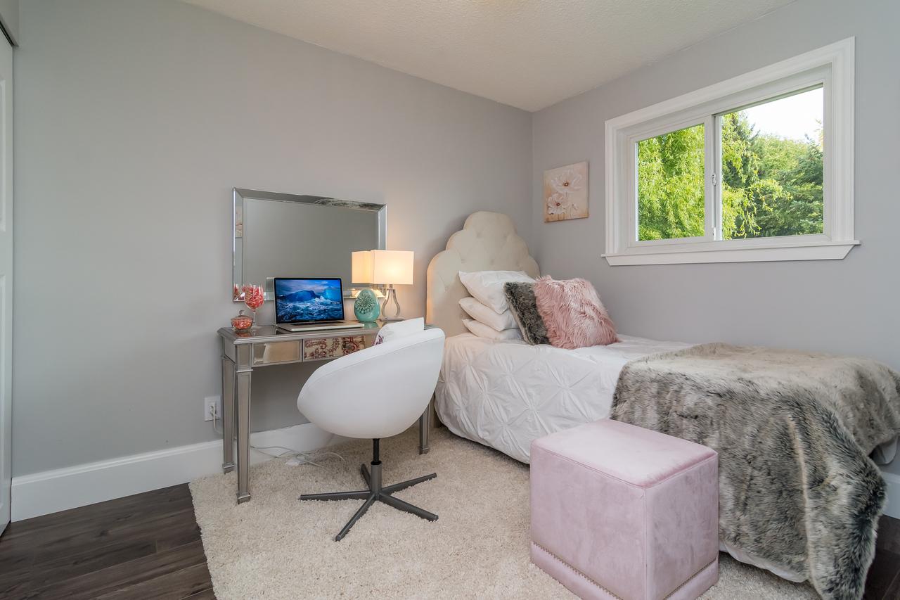 Bedroom 2 at 6358 193b Street, Surrey