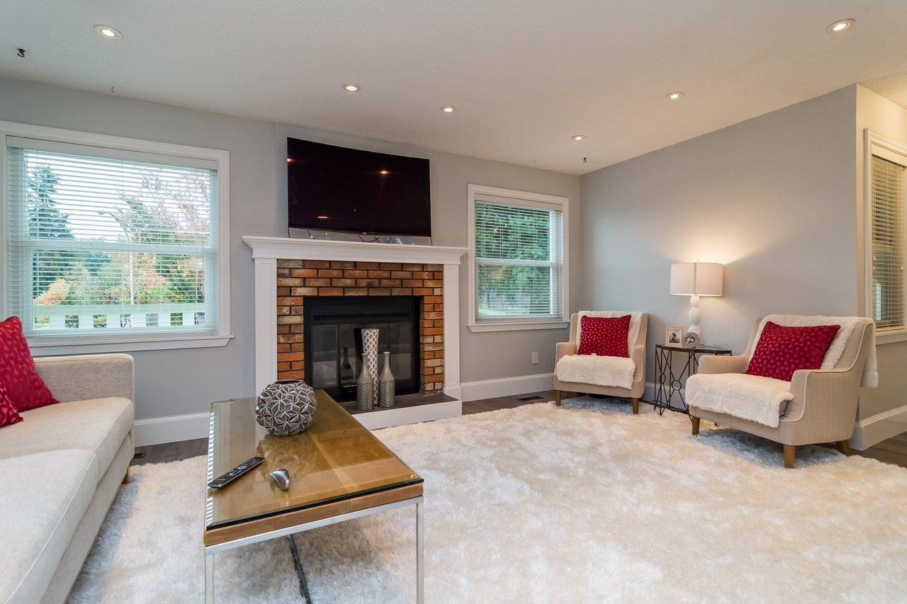 Living Room 4 at 6358 193b Street, Surrey