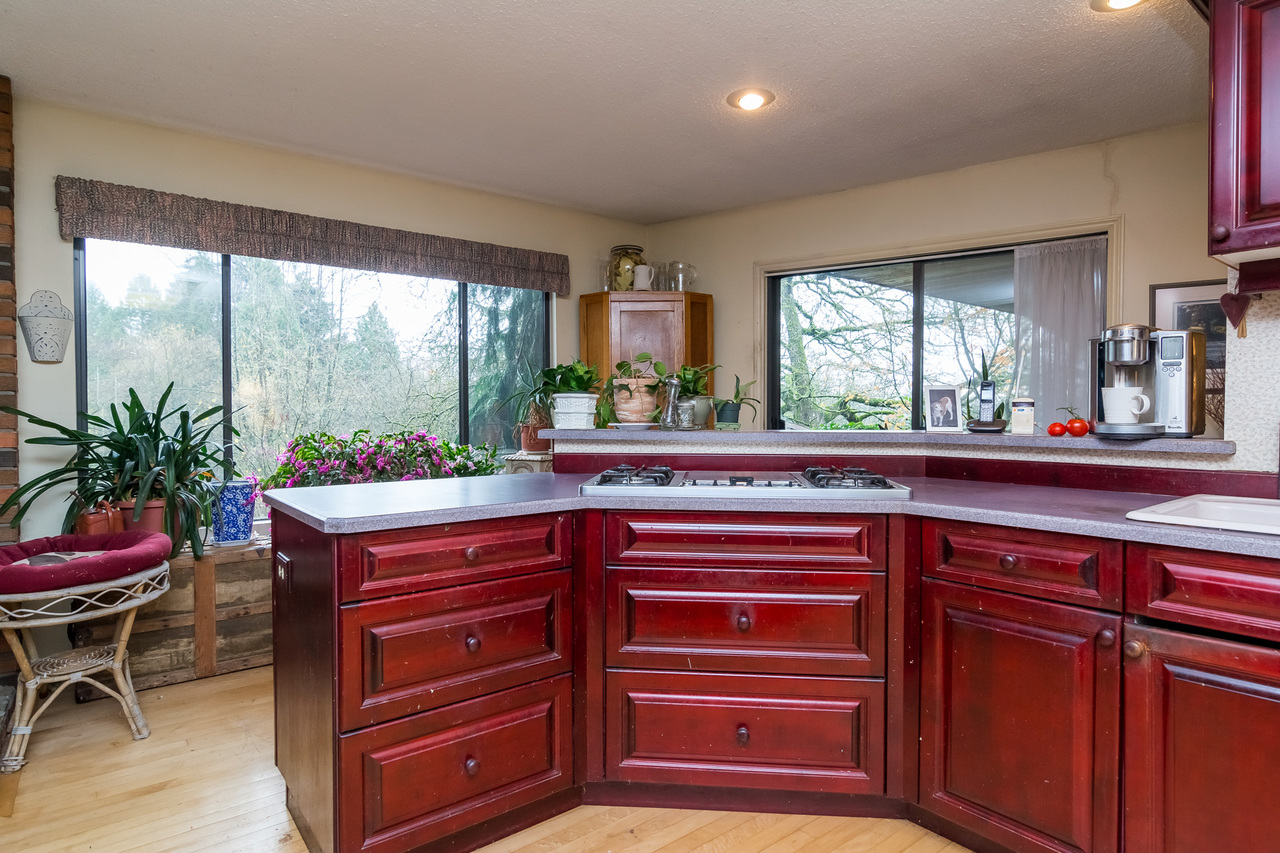 Kitchen 4 -Listed by Solon REM, Top Langley & Fraser Valley Realtor  at 26741 58th Avenue, Langley