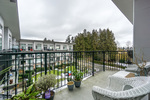 Patio -Listed by Solon REM, Top Langley & Fraser Valley Realtor  at 425 - 12039 64, West Newton, Surrey