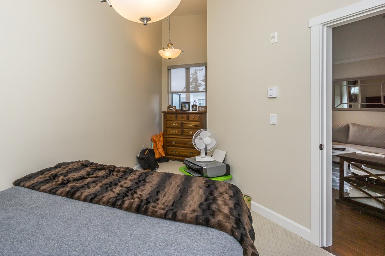 Bedroom -Listed by Solon REM, Top Langley & Fraser Valley Realtor  at 425 - 12039 64, West Newton, Surrey