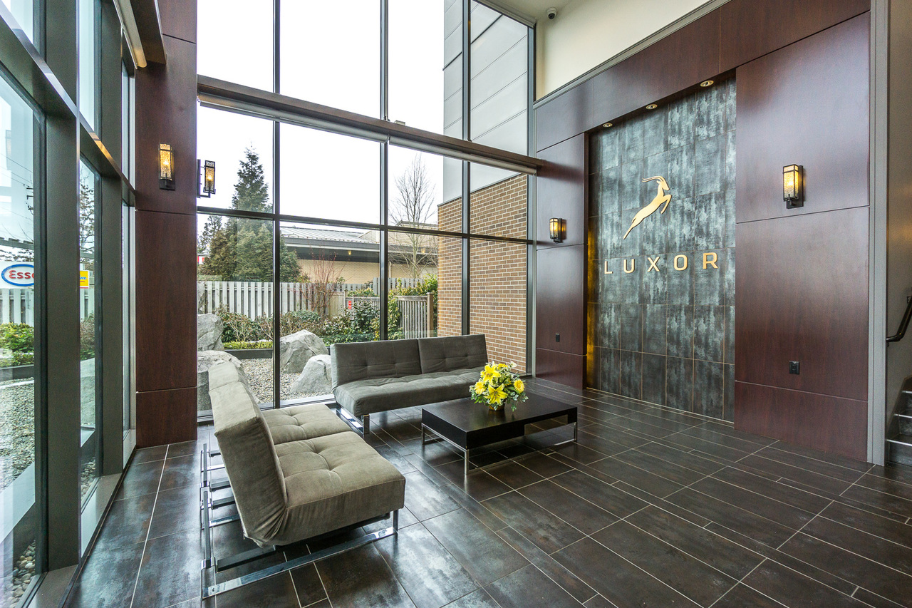 Lobby -Listed by Solon REM, Top Langley & Fraser Valley Realtor  at 425 - 12039 64, West Newton, Surrey