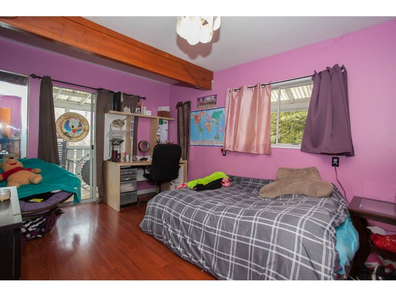 Bedroom -Listed by Solon REM, Top Langley & Fraser Valley Realtor  at 19943 Brydon, Langley City, Langley