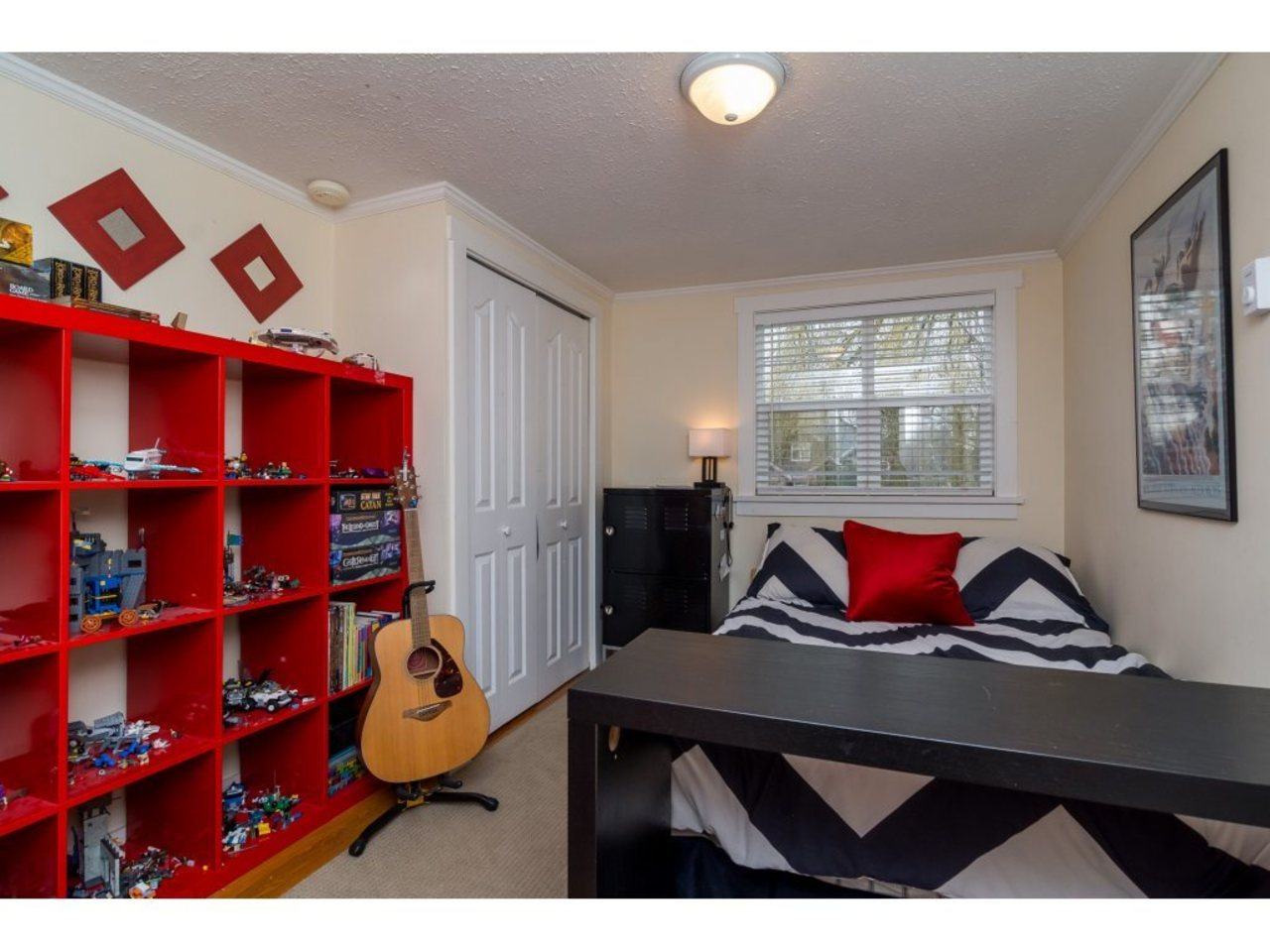 Bedroom #2-Listed by Solon REM, Top Langley & Fraser Valley Realtor  at 7498 116a, Scottsdale, N. Delta