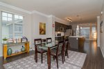 Dining Area -Listed by Solon REM, Top Langley & Fraser Valley Realtor  at 19 - 13886 62, Surrey