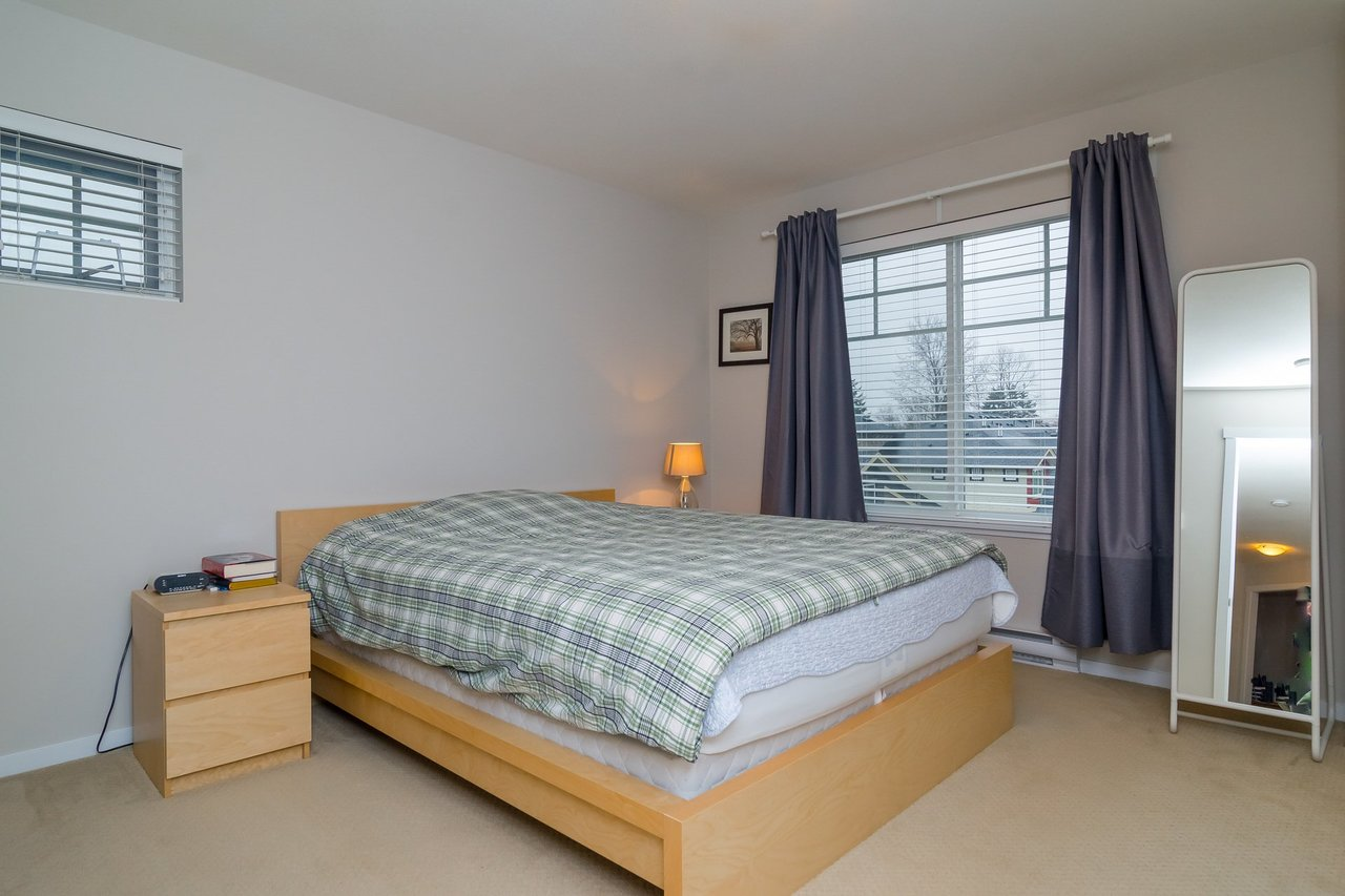 Bedroom -Listed by Solon REM, Top Langley & Fraser Valley Realtor  at 19 - 13886 62, Surrey