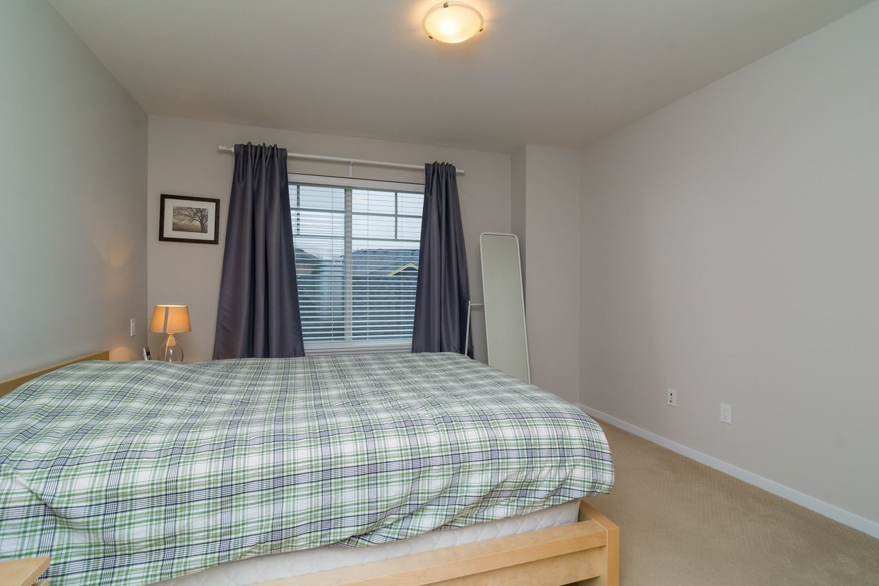 Bedroom -Listed by Solon REM, Top Langley & Fraser Valley Realtor  at 19 - 13886 62, Surrey