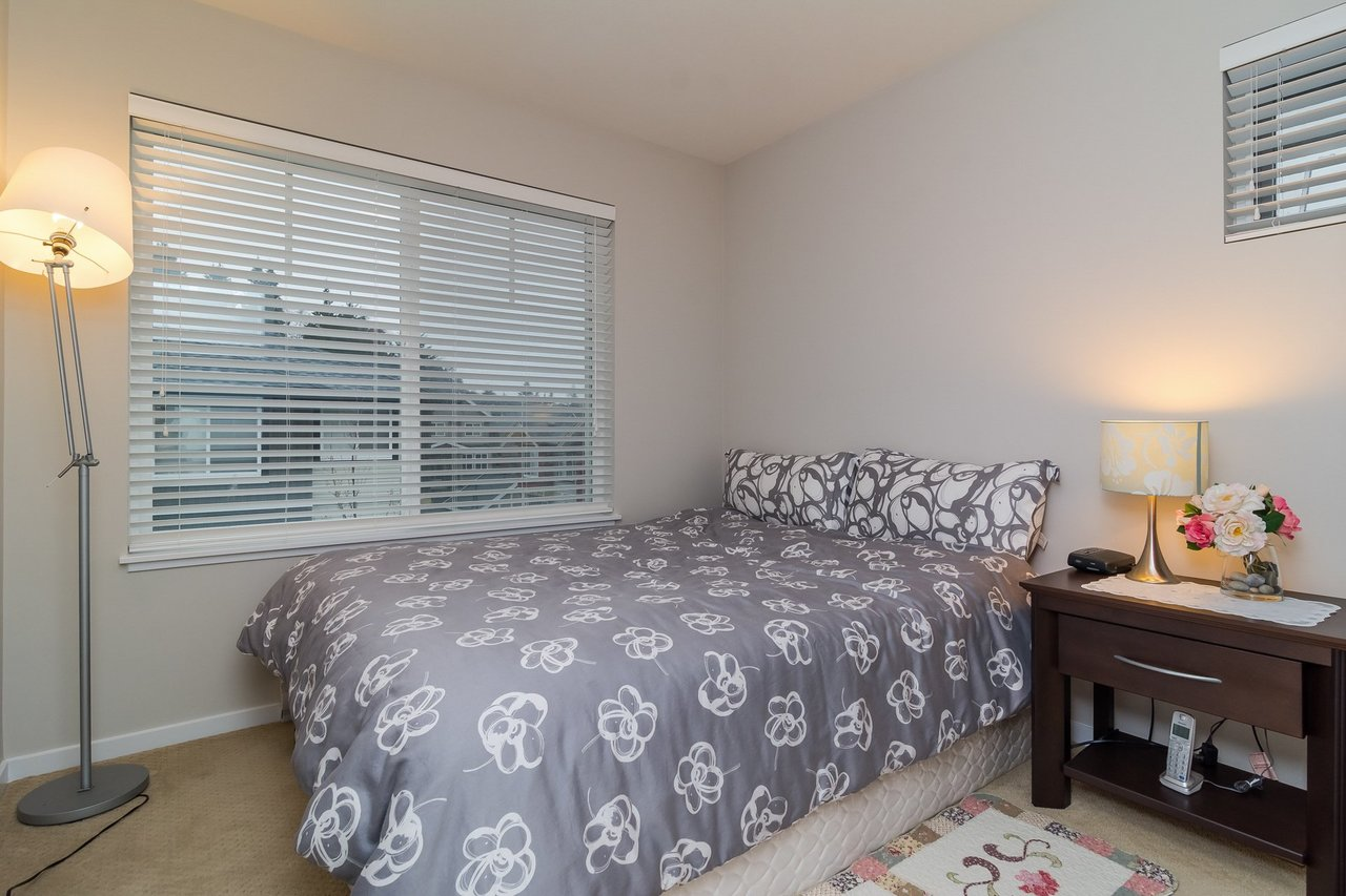 Master Bedroom-Listed by Solon REM, Top Langley & Fraser Valley Realtor  at 19 - 13886 62, Surrey