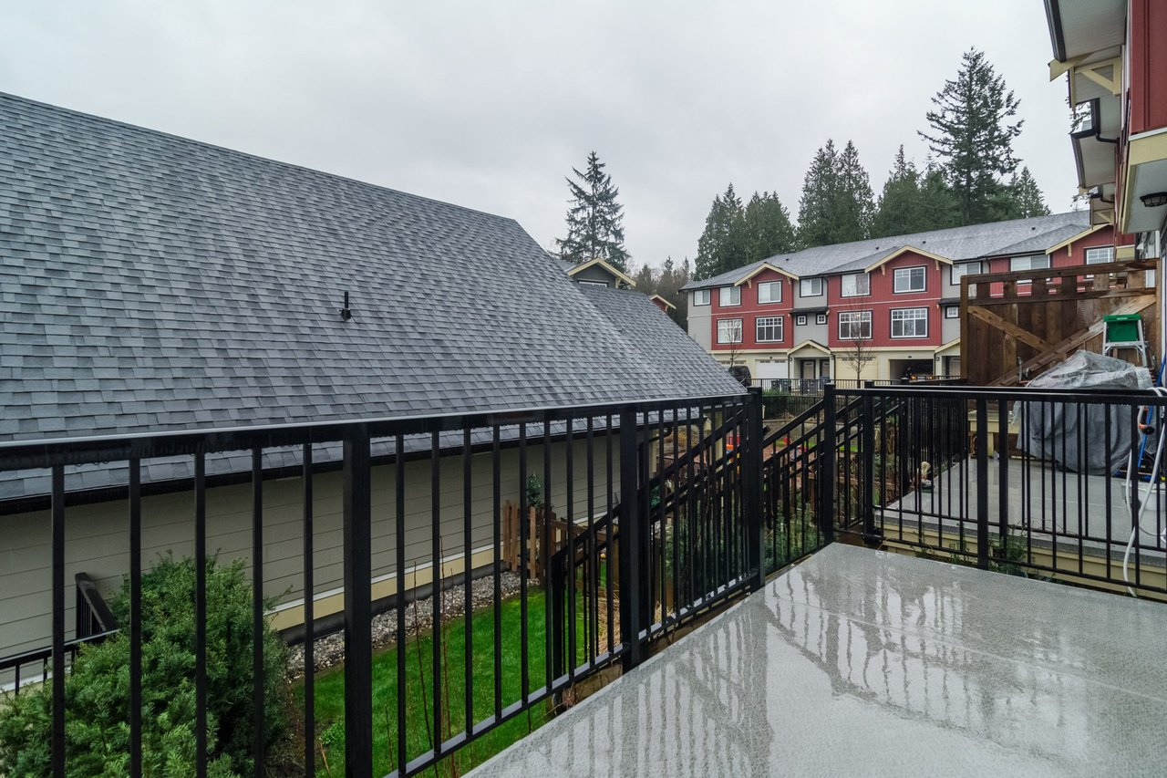Spacious Patio -Listed by Solon REM, Top Langley & Fraser Valley Realtor  at 19 - 13886 62, Surrey