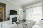 Living Room-Listed by Solon REM, Top Langley & Fraser Valley Realtor  at 413 - 20861 83rd Avenue, Langley