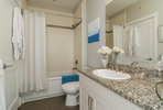 Bathroom -Listed by Solon REM, Top Langley & Fraser Valley Realtor  at 413 - 20861 83rd Avenue, Langley