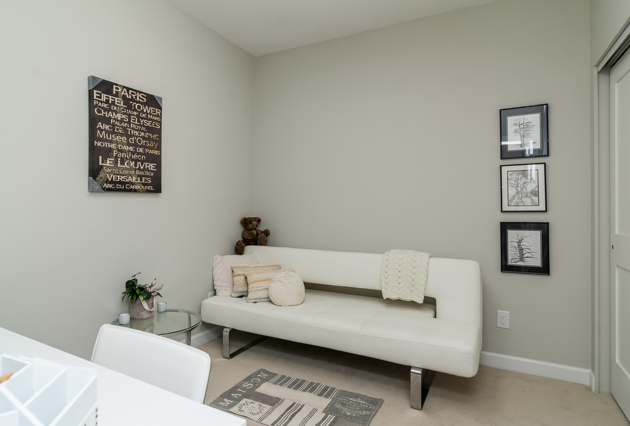 Bedroom -Listed by Solon REM, Top Langley & Fraser Valley Realtor  at 413 - 20861 83rd Avenue, Langley