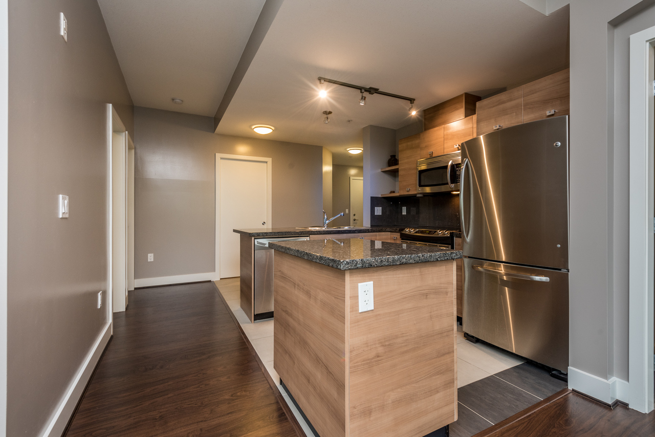 Kitchen - Listed by Solon REM, Top Langley & Fraser Valley Realtor  at 219 - 6628 120th, West Newton, Surrey