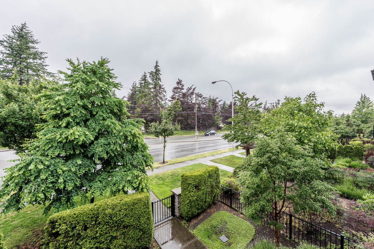 Patio View - Listed by Solon REM, Top Langley & Fraser Valley Realtor  at 219 - 6628 120th, West Newton, Surrey