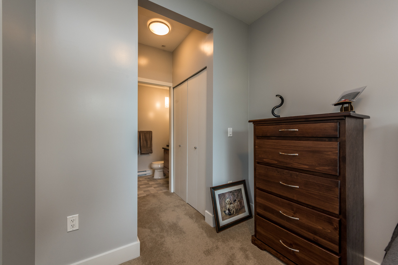 Walk through Closet - Listed by Solon REM, Top Langley & Fraser Valley Realtor  at 219 - 6628 120th, West Newton, Surrey