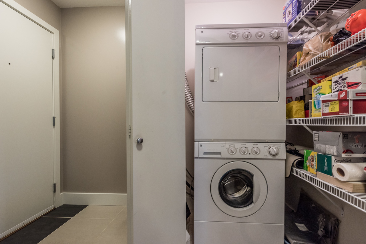 Laundry - Listed by Solon REM, Top Langley & Fraser Valley Realtor  at 219 - 6628 120th, West Newton, Surrey