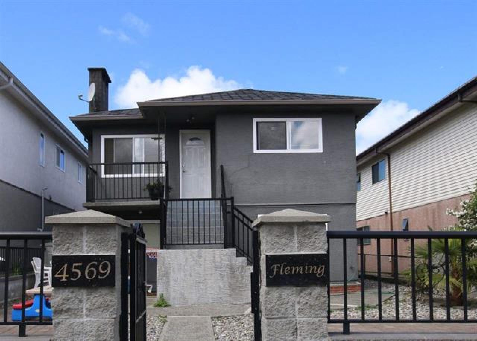 4569 Fleming, Knight, Vancouver East
