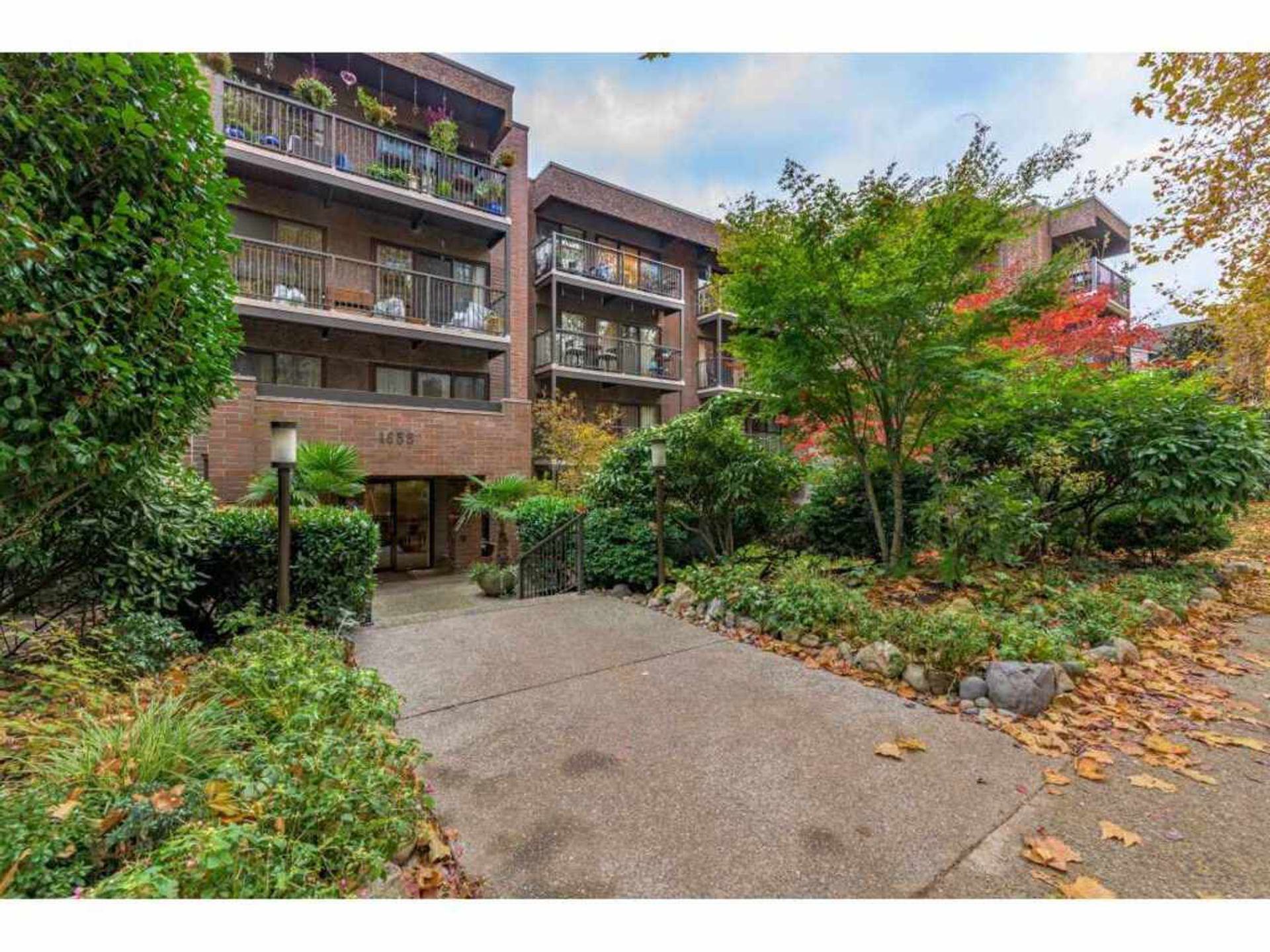 102 - 1655 Nelson Street, West End VW, Vancouver West