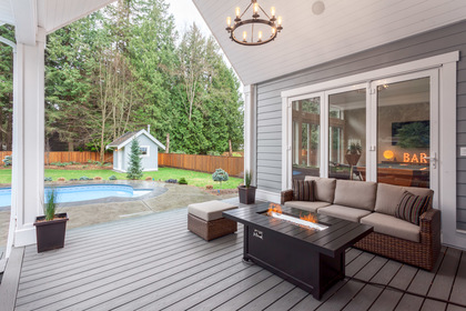 12642 23 Avenue Deck at 12642 23 Avenue, Crescent Bch Ocean Pk., South Surrey White Rock