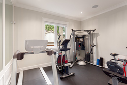 12642 23 Avenue Gym at 12642 23 Avenue, Crescent Bch Ocean Pk., South Surrey White Rock