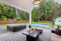 12642 23 Avenue Deck View at 12642 23 Avenue, Crescent Bch Ocean Pk., South Surrey White Rock