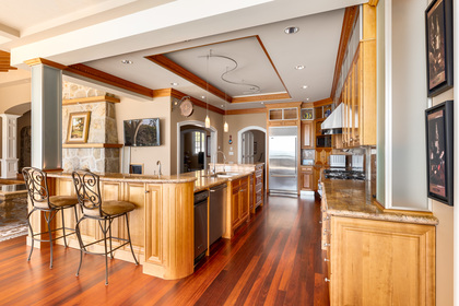 13778 marine drive kitchen 4 at 13778 Marine Drive, White Rock, South Surrey White Rock