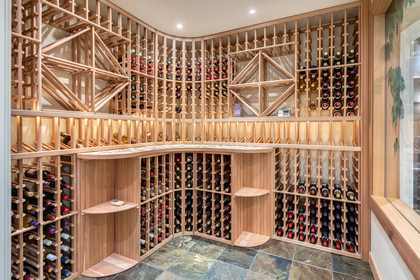 13778 marine drive wine cellar at 13778 Marine Drive, White Rock, South Surrey White Rock