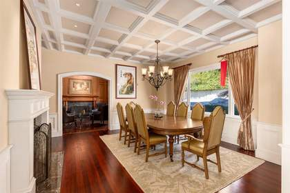 13778 marine drive dining room at 13778 Marine Drive, White Rock, South Surrey White Rock