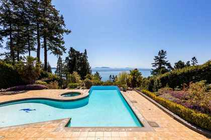 13778 marine drive pool at 13778 Marine Drive, White Rock, South Surrey White Rock