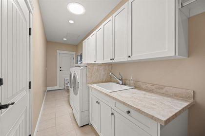 17355 24 Avenue NCP5 laundry room at 17355 24 Avenue, Grandview Surrey, South Surrey White Rock
