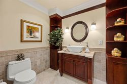 17355 24 Avenue NCP5 powder room at 17355 24 Avenue, Grandview Surrey, South Surrey White Rock