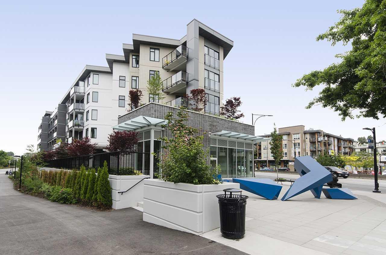 206 - 725 Marine Drive, Harbourside, North Vancouver