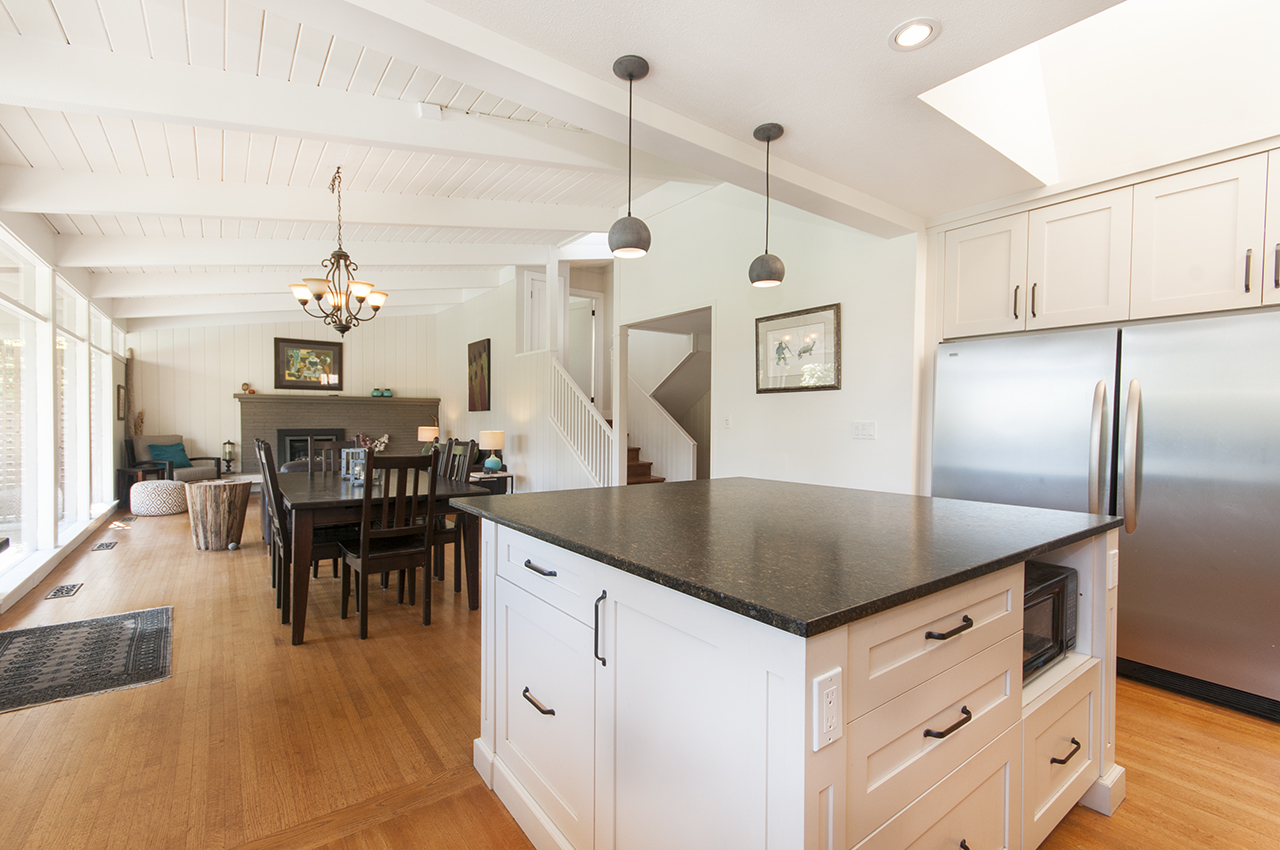 Kitchen at 1580 Kings, West Vancouver