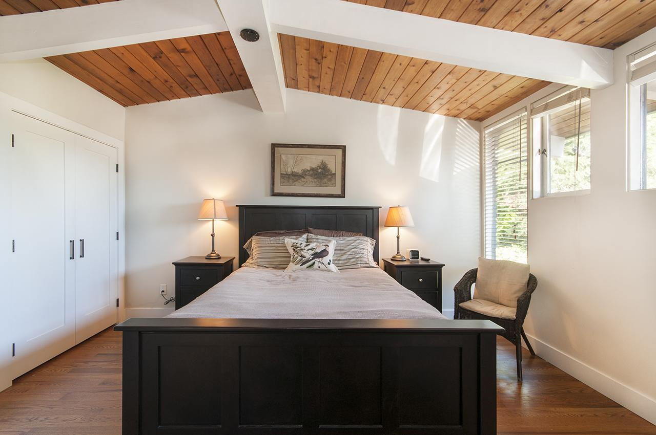 Master Bedroom at 1580 Kings, West Vancouver